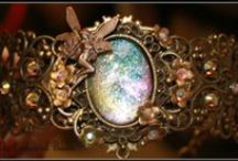 The Enchanted Bauble by Vivian / Jewelry that I made!!