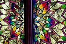 Stained glass / by Leann Eaton