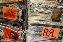 Leather Labels & Jacron
