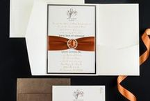 Calla Lily Wedding Theme / Inspiration for a beautiful Fall Calla Lily themed wedding.
