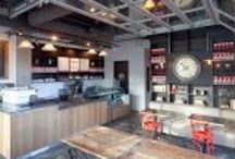 Building a Cafe  / A collection of our construction management + design build services for Take Five Cafe, a local Vancouver coffee shop chain with multiple locations in the lower mainland