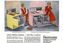 Vintage Ads / Check out these great ads throughout the years from some of the brands we carry.