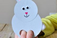 Easter Crafts & Activities / This board is for crafts and fun activities to celebrate Easter with your little ones.
