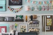 The Craft Room / Because you need your space to create.