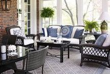 Out Door Decor / Make the outside just as stunning as the inside