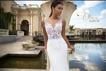 Wedding dresses / Collection of wedding dresses  by Tina Valerdi