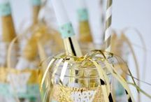 **3, 2, 1 Happy New Year!** / DIY and celebration ideas to ring in the New Year!