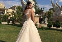 Bridal dresses / Tina Valerdi wedding dresses