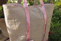 TUTO SACS ET POCHETTES & ACCESSOIRES / Des tutos de sacs à main, cabas et pochettes diverses