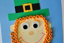 St. Patrick's Day Crafts & Activities / This board is for crafts and fun activities to celebrate St. Patrick's Day with your little ones.
