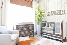 Nursery Inspirations - Boy