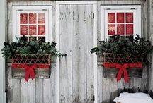 Christmas. / Christmas Inspiration, Crafts, Food, Ideas.