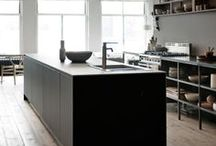 Home ~ Kitchen and Diningroom / by Ellen Tio