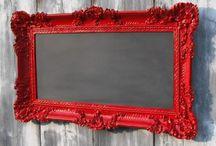 I've been framed!
