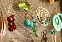 DIY Fashion / DIY ways to organize your jewelry, fashion and life.  / by Kelsey Libert