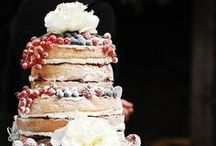 Wedding Cake / I adore mini wedding cakes, but there are quite a few other cakes that catch my eye.  / by Kelsey Libert