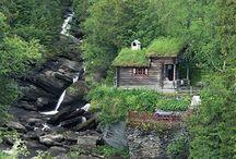 cottages,sheds & bungalows