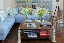Cozy Home Decor / Ideas for the home to give it that cozy cottage style! / by Jeannie Smith