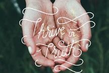 truth / **Things I Wish I'd Said** / by Nile Sky Pearl