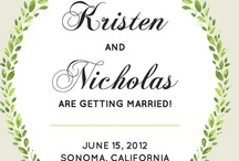 Invites / by Fabaliz Events