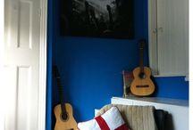 Teenage Son's Room