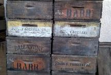 crates and pallets / by Sarah FitzGerald