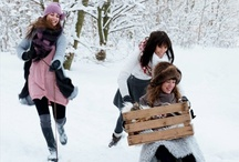 Your ideal winter weekend? / How would you imagine an ideal winter weekend?
