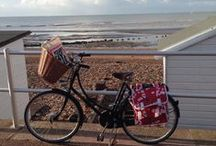 Pashley Bikes / I love my pashley bike and its useful basket.  Fresh air and good times.