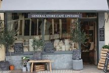 Shops / Shop interiors that make you feel at home!