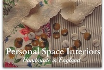 Personal Space Interiors website / Welcome to my new website. Personal Space Interiors - the home of fabulous handcrafted vintage, retro and contemporary home furnishings and accessories http://www.personal-space-interiors.co.uk