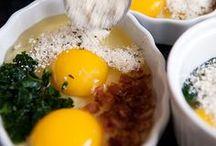 Breakfast / Breakfast upgraded for entertaining or lazy weekends sleeping in / by Kelsey Libert