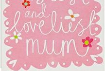 Mother's Day /  Designs for Cards, Wrap, & Gift