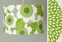Lampshades / Surface designs & prints for Lightiing and Shades