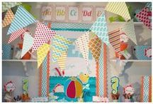 Classroom Decorations / by Mallory Miller