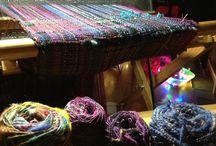 Saori weaving / Inspiration for Saori weavers everywhere!