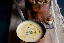 Cheese Fondue / Throwback retro and deliciously fun to share with friends.  Embrace the kitsch.