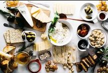 Cheese Board / Fill your table with not just cheese and crackers but lots of other delicious tasty morsels to make a feast