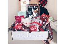 College Care Package / Customized College Care Packages by LuckyUbox