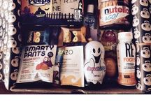College Care Package Snacks / Snacks for Care Packages