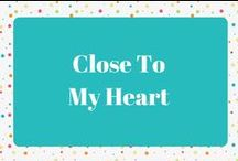 Close To My Heart ~Scrapbooking and Stamping / Scrapbooking, Stamping, Home Decor, Layouts, Cards, Gifts,  Close To My Heart Creations. www.stampandscrap.ctmh.com