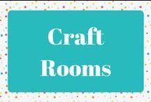 Craft Rooms / Craft Room Designs, Storage, Organization