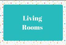 Living Rooms / Living Room Decor and Ideas