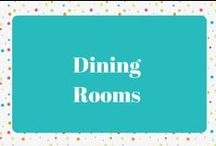 Dining Rooms / Dining Room Decor and Ideas