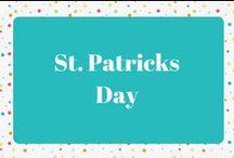 St. Patrick's Day / St. Patrick's Day Decor and Recipes