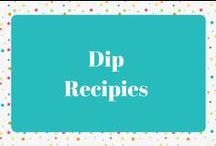 Dip Recipes / Chip and Dip Recipes