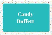 Candy Buffet / Candy Buffets, Candy Tables for Parties
