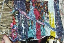BEAUTIFULcloth Saori Weaving / BEAUTIFULcloth is a Southam-based textile and weaving studio run by Textile Artist, Amanda Edney (Beautiful Home Company). BEAUTIFULcloth is an authorised SAORI Studio and registered supplier of SAORI looms and equipment.