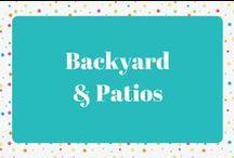 Backyard / Patio / Backyard and Patio Decor