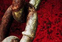 Patina - Rust - Texture