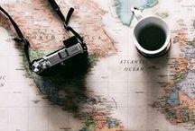 Wanderlust - Seek Adventure /